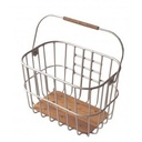 Brooks Panier Hoxton Wire Basket