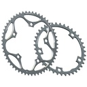 STRONGLIGHT Plateau Route 9/10v Type 130 S - 39 dents - adaptable Shimano/SRAM